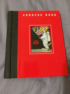 Time address book