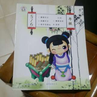 Chinese Books for 5/6