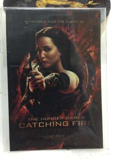 Fandom Hunger Games Catching Fire Jennifer Lawrence Mockingjay Magnet