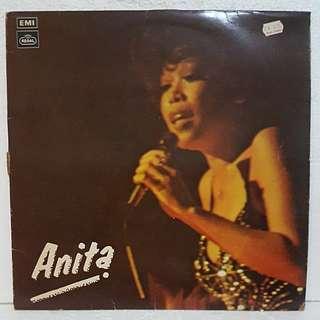 Reserved: Anita Sarawak - Anita Vinyl Record
