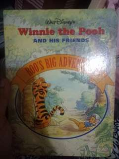 WINNE THE POOH AND HIS FRIENDS