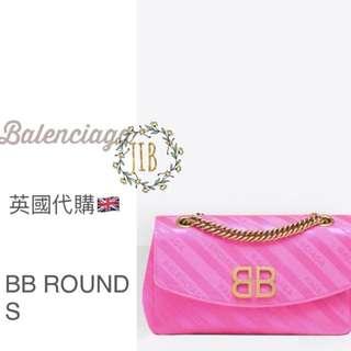 Balenciaga ❤️ BB ROUND S