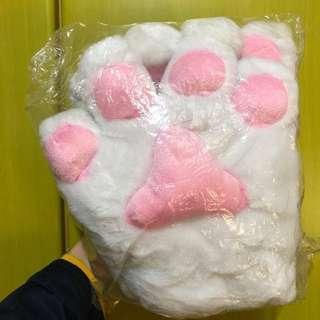 動漫猫手套