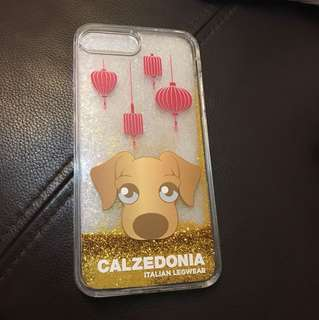 iPhone X Phone Case for the year of Dog