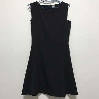 Black Work dress