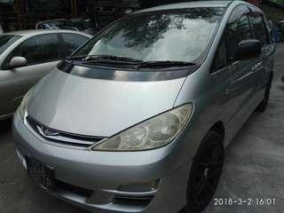 Toyota Estima acr30 2.4 auto SG