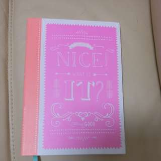 Netherland Note Book 筆記簿