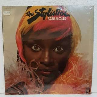 The Stylistics - Fabulous Vinyl Record
