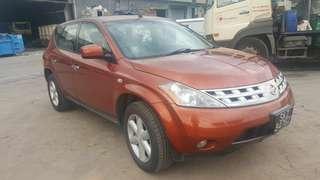 Nissan murano 2.5 auto 2008