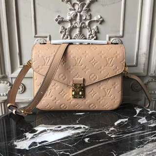 Louis Vuitton Pochette Metis Empriente Leather
