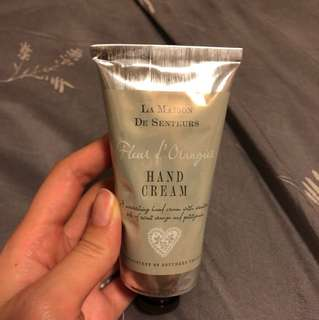 Marks And Spencer Handcream