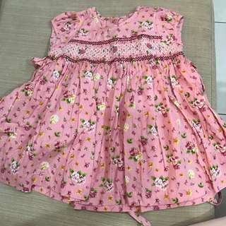Bianne girl dress