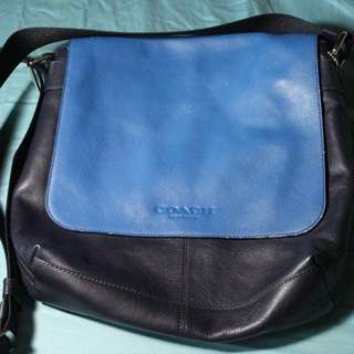 Coach satchel bag negotiable