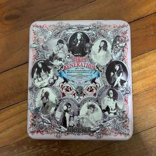 Girls' Generation (SNSD) The Boys Album