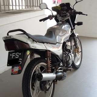 RXZ for sale or swap w/ class 2