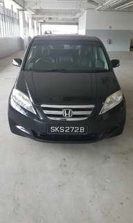 Honda edix 1.7 auto 2007/8 SG