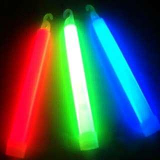6 inch Glow Sticks