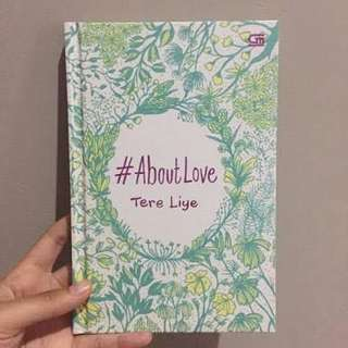 about love tere liye