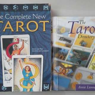 The Complete New TAROT,      The Tarot Directory