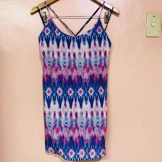 Forever 21 Aztec Summer Dress