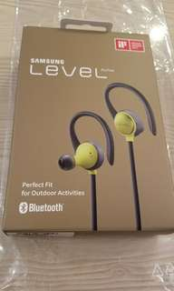 Samsung Level Active Bluetooth Headset 三星 運動型 藍牙 耳機