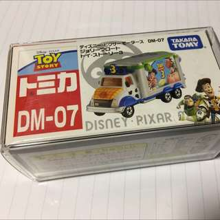 Tomica Disney DM07 DM-07 反斗奇兵 巴斯光年