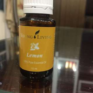 Young living brand new LEMON essential oil - 15ml