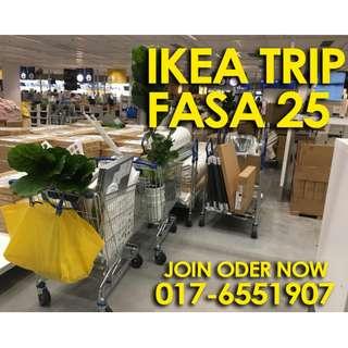 Kiriman Barangan IKEA