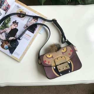 Furla Animal Series Metropolish Bag
