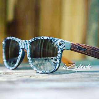limited edition FORTKNOCK QUICK DRAW Uv polarized - 58mm