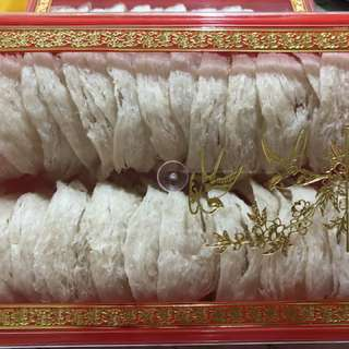 Bird nest selling @ discount prices $500. Actual price $588