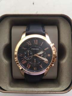 Original Fossil Men Watch