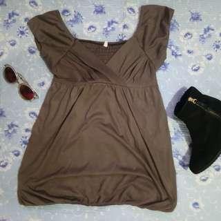 Low neckline Dress/Top