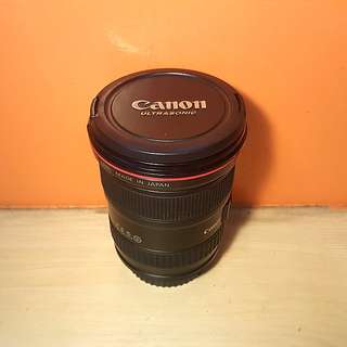 Canon 17-40mm F4 USM L