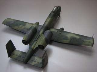 LIMITED EDITION! A-10 Warthog die-cast scale model