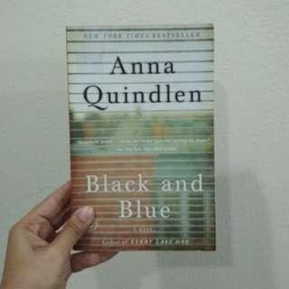 Black And Blue - Anna Quindlen