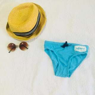 Swimwear (sizes 3, 4, 6,10 yo)