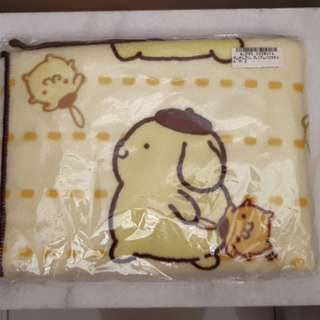 Pompompurin Original Japan: Soft & Warm Baby Blanket