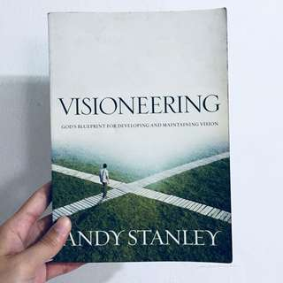 visioneering / andy standley