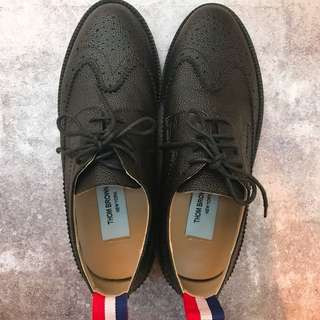 thom browne牛津鞋