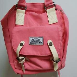 Mgaicstar Backpack!! FULL PINK
