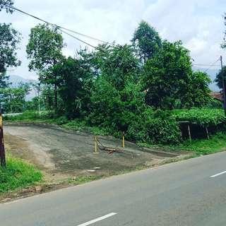Dijual Tanah Zona Kuning Di Jalan Provinsi Menuju Pangalengan dari Banjaran, Bandung