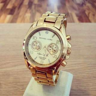 Michael Kors Watch New York limited edition