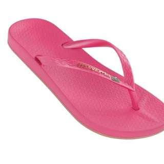 Ipanema Flip Flops Size 8/9