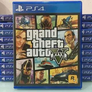 [PS4] GTA V