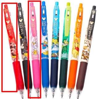 Disney Sarasa pen