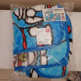 Doraemon Japan: Soft & Warm Baby Blanket