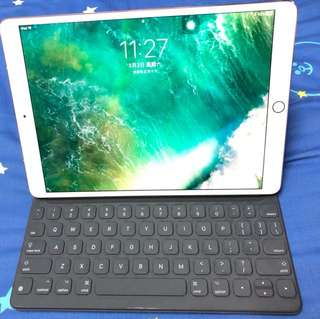 "iPad pro 10.5"" 512gb Wifi+Cellular包Apple care連keyboard"