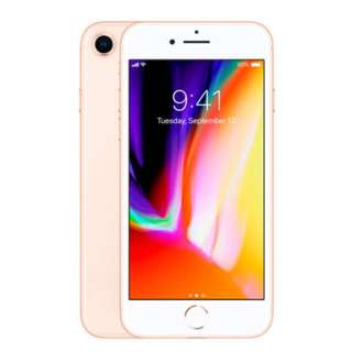 BRAND NEW IPHONE 8 GOLD 256GB (BNIB)