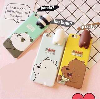 We Bare Bear Cases
